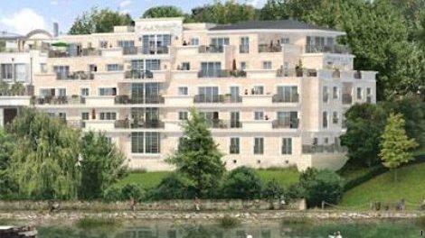 Appartement neuf Neuilly Grande Jatte à Neuilly-sur-Seine