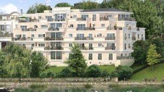 Appartements neufs Neuilly Grande Jatte à Neuilly-sur-Seine