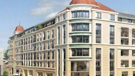 Appartement neuf Dôme Impérial 2 investissement loi Pinel à Besançon
