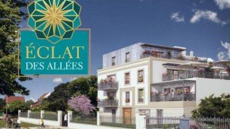 Appartement neuf Eclat des Allees investissement loi Pinel à Dijon