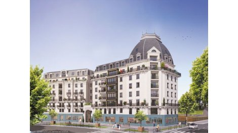 Appartement neuf Cour des Ducs investissement loi Pinel à Puteaux