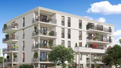 Appartement neuf Castel de Trey investissement loi Pinel à Besançon