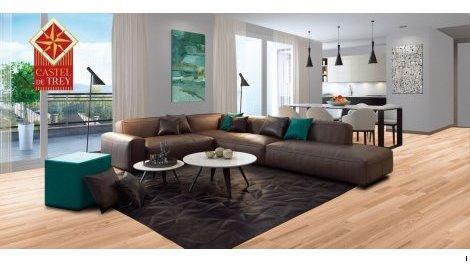 appartement neuf à Besançon