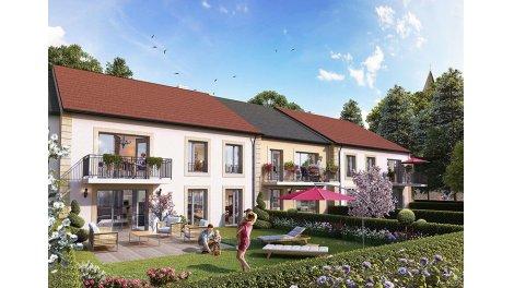 Appartement neuf Domaine du Prieure investissement loi Pinel à Fontaine-Lès-Dijon