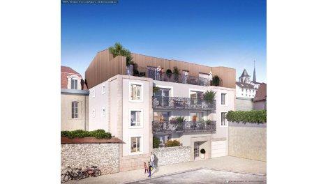 Appartement neuf Patio Saint Benigne à Dijon