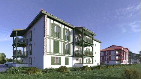 """Programme immobilier du mois """"Résidence Argi Eder"""" - Saint-Pee-sur-Nivelle"""