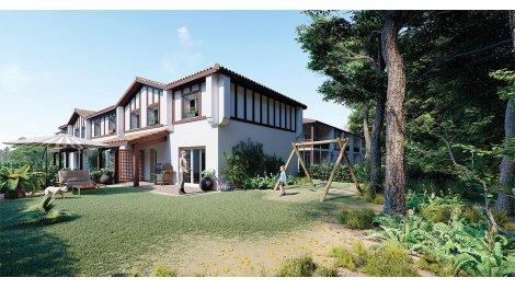 Appartements et maisons neuves Les Villas de l'Eissaure éco-habitat à Angresse
