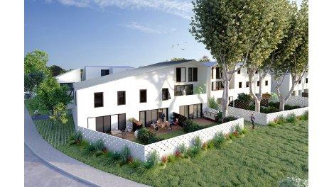Appartements et maisons neuves Les Maroquiniers à Bègles