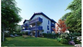 Appartements neufs Le Clos Aguilera éco-habitat à Biarritz