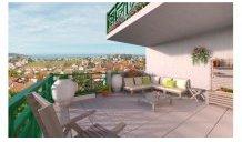Appartements neufs Résidence Ostape investissement loi Pinel à Hendaye