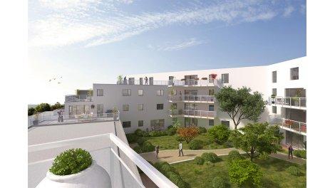 Appartement neuf Résidence la Maransine éco-habitat à La Rochelle