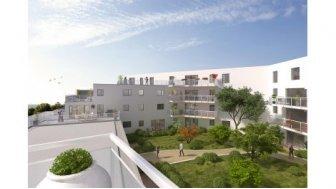 Appartements neufs Résidence la Maransine éco-habitat à La Rochelle