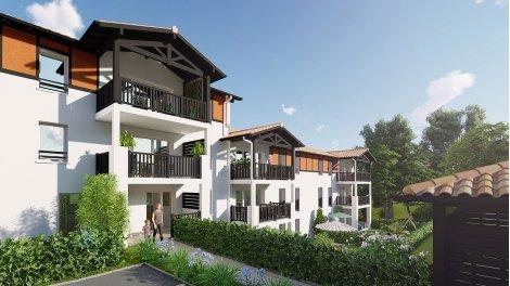 Appartement neuf Les Allées de Capdeville éco-habitat à Saint-Martin-de-Seignanx