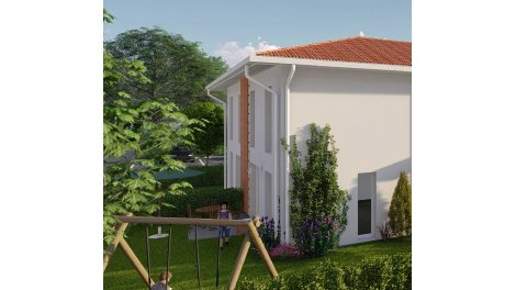 Appartements et maisons neuves Le Domaine Saint-Vincent éco-habitat à Saint-Vincent-de-Paul
