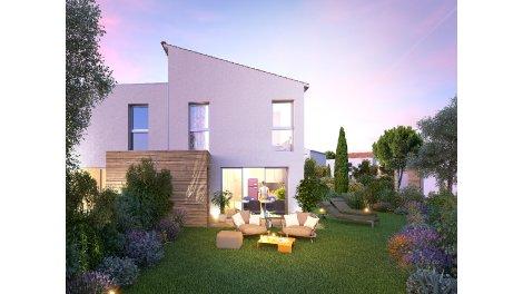 Maisons neuves Les Jardins d'Artemis à Agde