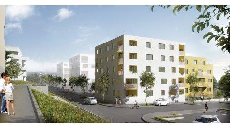 Appartement neuf Connect investissement loi Pinel à Vénissieux