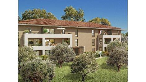 immobilier neuf à Aix-en-Provence