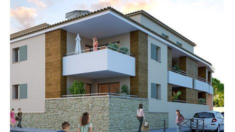 Appartement neuf Clos Saint Joseph éco-habitat à Vendargues