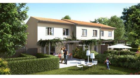 Appartements et villas neuves Domaine de la Rode à L'Isle-sur-la-Sorgue