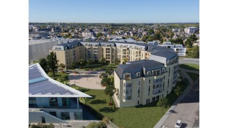 Appartement neuf Newquay investissement loi Pinel à Dinard