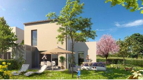 Maisons neuves Les Jardins de Sevigne éco-habitat à Valence