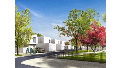 Villas neuves Les Villas d'Anatole éco-habitat à Narbonne