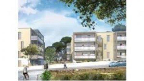 Appartement neuf Aigabella éco-habitat à Sète