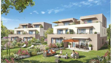immobilier ecologique à Le Puy-Sainte-Réparade