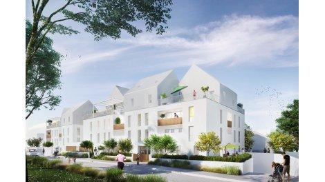 Appartements et maisons neuves Cityzen à Saint-Herblain
