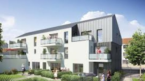 Appartement neuf Naonest à Nantes