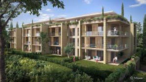 Appartement neuf 259 Repentance à Aix-en-Provence