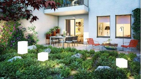appartement neuf à Nîmes