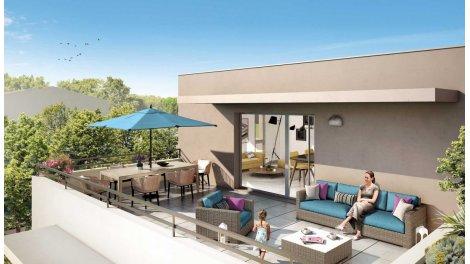 immobilier basse consommation à Le Puy-Sainte-Réparade