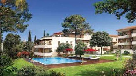 Appartement neuf Domaine du Mont Duplan éco-habitat à Nîmes