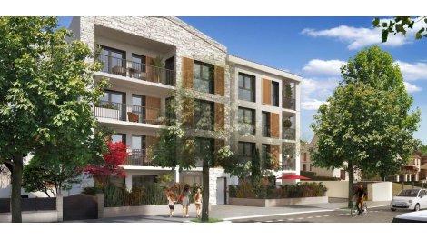 Appartement neuf Le 34 Bois d'Arcy éco-habitat à Bois-d'Arcy