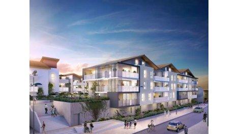 Appartement neuf Escale Marine investissement loi Pinel à Marseillan
