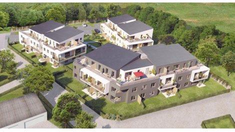 Appartement neuf Terra Liza investissement loi Pinel à Vannes
