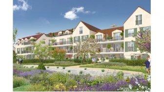 Appartements neufs Carre des Sens éco-habitat à Saint-Prix
