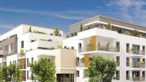 Appartement neuf Le Jardin d'Héloïse éco-habitat à Meaux