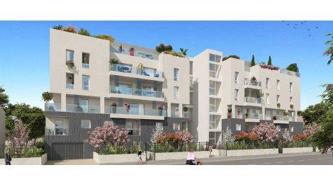Appartement neuf Elegan'Ciel investissement loi Pinel à Villeurbanne