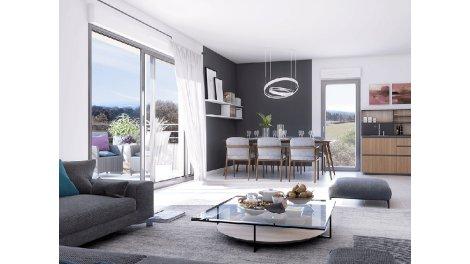 logement neuf à Aix-en-Provence