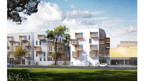 Appartement neuf Convergence # 3 éco-habitat à Chantepie