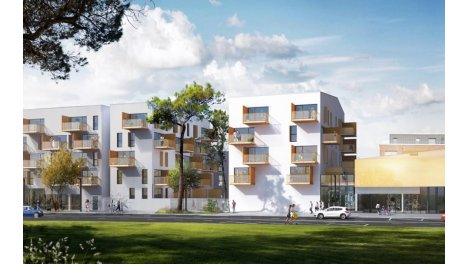 Appartement neuf Convergence # 3 investissement loi Pinel à Chantepie