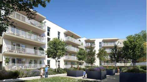 Appartements neufs Les Terrasses du Parc à Vitrolles