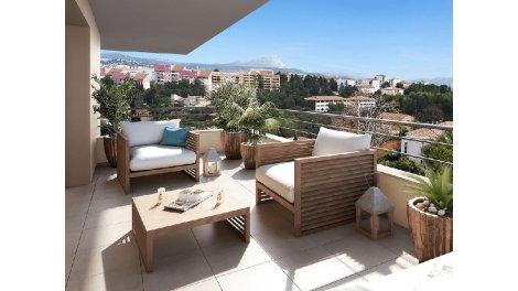 appartement neuf à Aix-en-Provence
