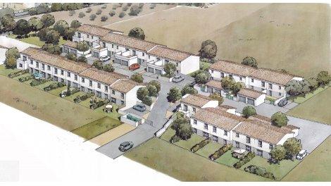 Villas neuves Les Ciflorettes à Carpentras