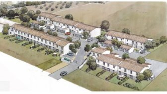 Villas neuves Les Ciflorettes éco-habitat à Carpentras