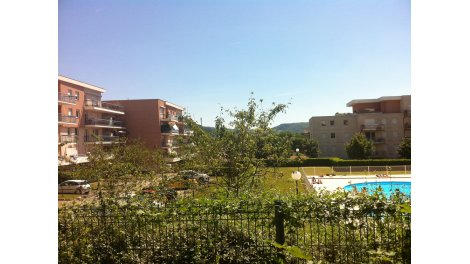 Appartement neuf Le Parc Saint Martin à Besançon