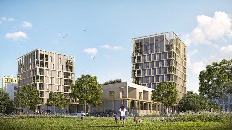 Appartement neuf Central Parc à Besançon