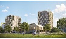 Appartements neufs Central Parc éco-habitat à Besançon